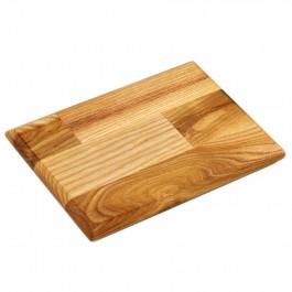 Frühstücksbrett aus Eschenholz